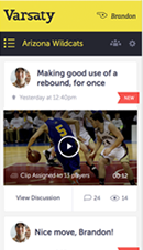 Varsaty's Mobile App